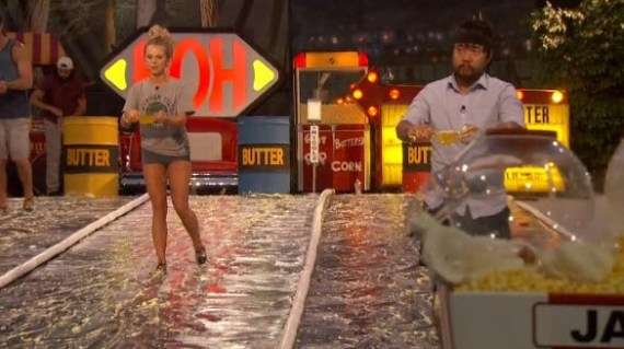 Big Brother 18 Head of Household (CBS)