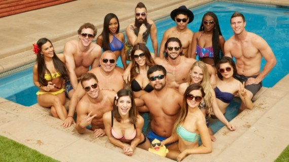 Big Brother Cast (Photo Courtesy of CBS)