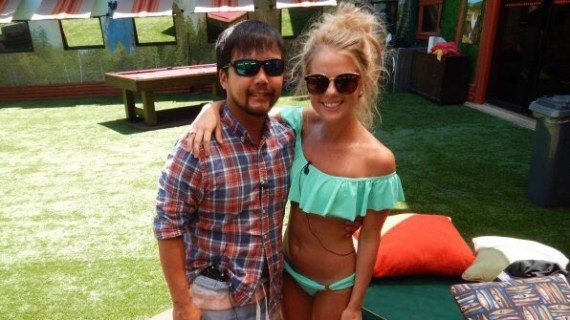 BB18-Nicole Franzel and James Huling