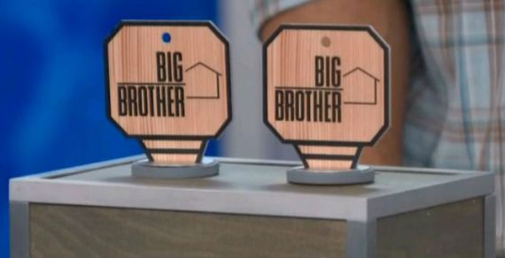 Big Brother Nomination Ceremony (Photo Courtesy of CBS)