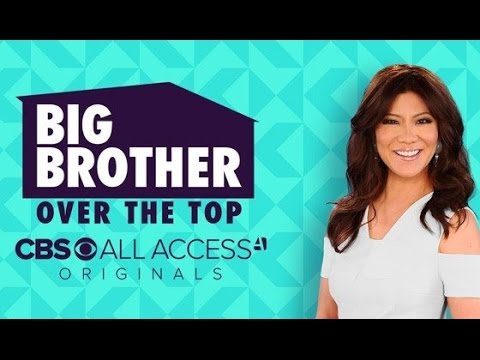 Big Brother Over the Top (Photo Courtesy of CBS)
