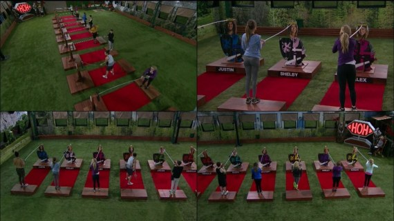 Big Brother: Over the Top (Photo Courtesy of CBS)