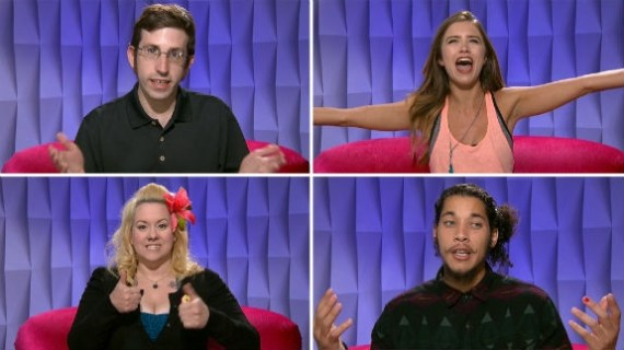 Big Brother:Over the Top Cast (Photo Courtesy of CBS)