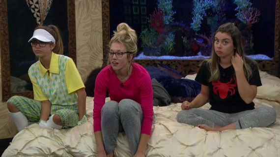 Big Brother Over the Top-Plastics (Morgan Willett, Whitney Hogg, Shelby Stockton)