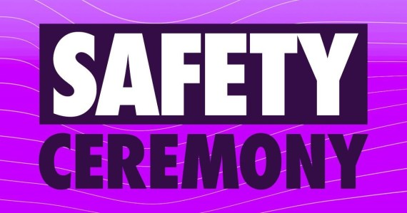 Big Brother Over the Top Safety Ceremony Logo