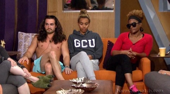 Big Brother Over the Top Week 3 Nominees