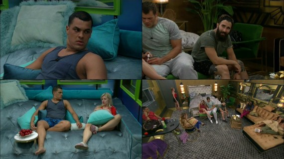 Big Brother 19 Live Feeds Night 1