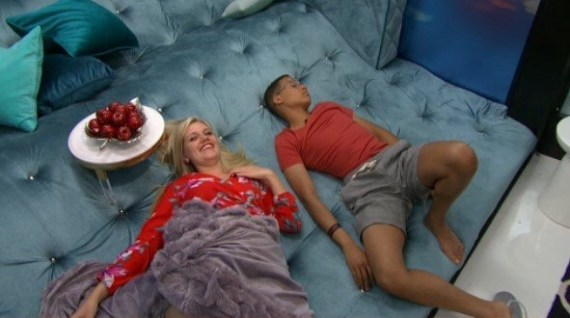 Big Brother 19 Jillian Parker and Ramses Soto