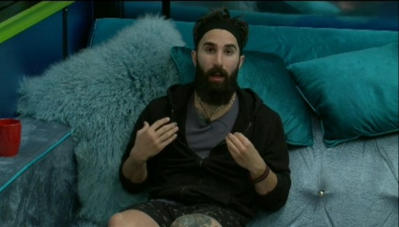 Paul Abrahamian wins Pendant of Protection Big Brother 19