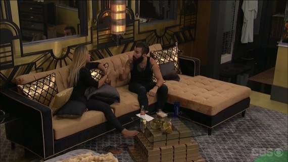 Big Brother 19 Paul Abrahamian and Alex Ow