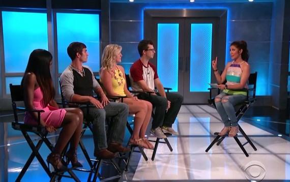 Big Brother 19 Battle Back Showdown