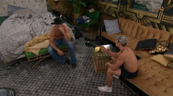 Big Brother 19 Cody Nickson and Jason Dent