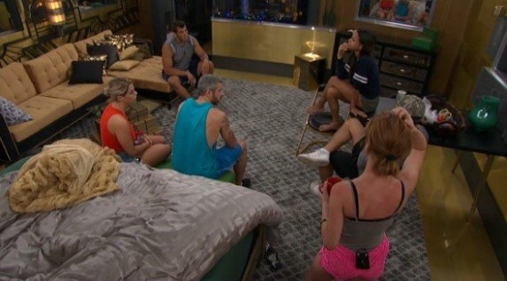 Big Brother 19 Cody's unofficial alliance