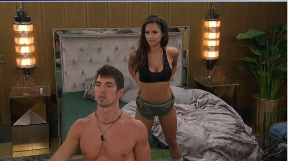 Big Brother 19 Jessica Graf and Cody Nickson