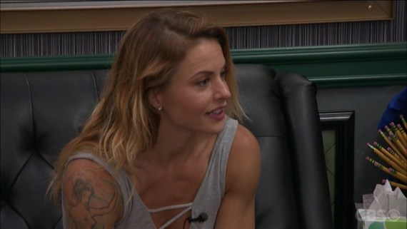 Big Brother 19 Christmas Abbott