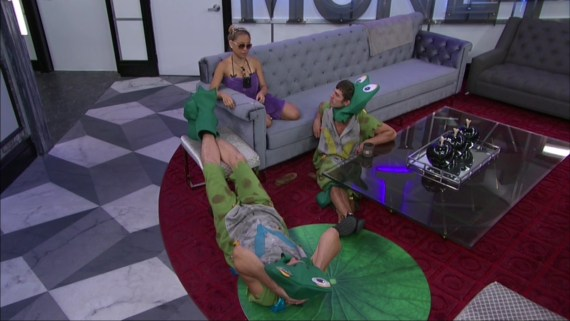 Big Brother 19 Cody Nickson, Jason Dent, and Alex Ow