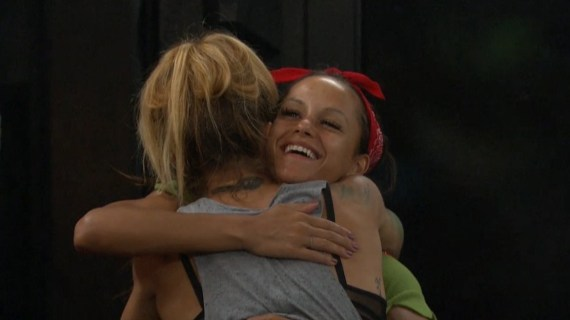 Big Brother 19 Christmas Abbott and Jessica Graf