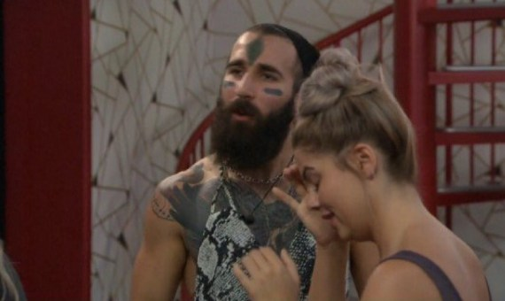 Big Brother 19 Paul Abrahamian and Elena Davies