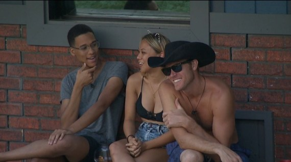 Big Brother 19 Alex Ow, Ramses Soto, Jason Dent