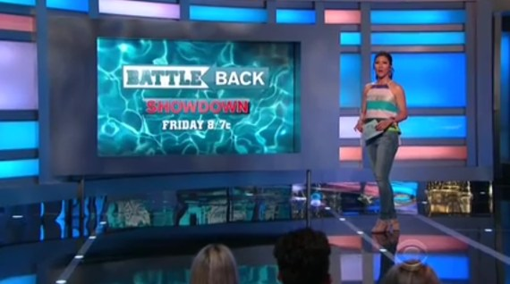 Big Brother Spoilers: Battle Back Showdown Julie Chen, Big Brother 19