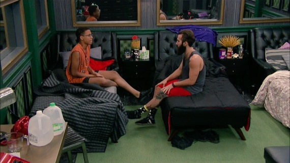 Big Brother 19 Ramses Soto and PAul Abrahamian