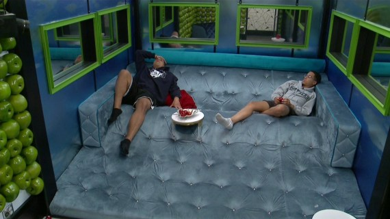 Big Brother 19 Josh Martinez and Ramses Soto