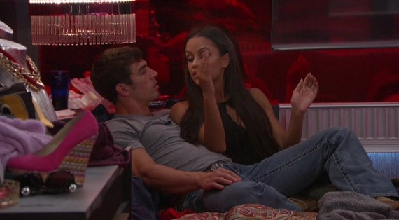 Big Brother 19 Jessica Graf and Coy Nickson