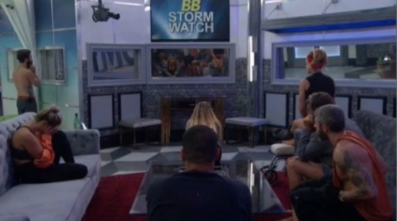 Big Brother 19 Storm Watch