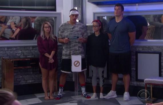 Big Brother 19 POV