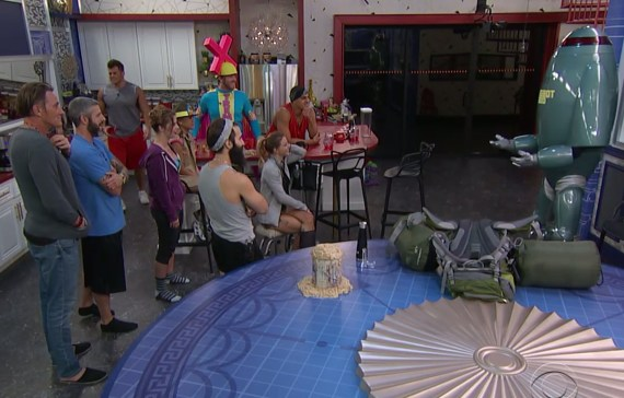 Big Brother 19 Zingbot