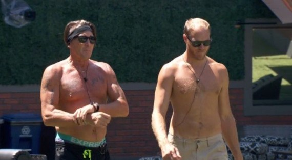 Big Brother 19 Jason Dent and Kevin Schlehuber