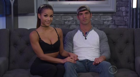 Big Brother 19 Cody Nickson and JEssica Graf