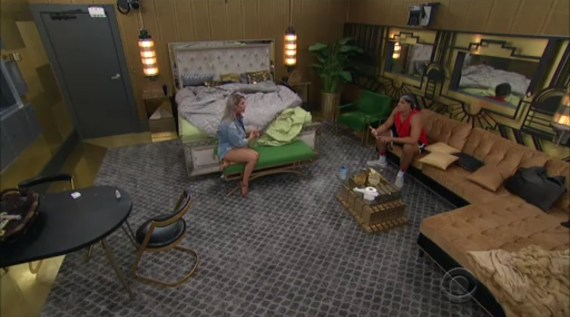 Big Brother 19 Elena Davies and Josh MArtinez