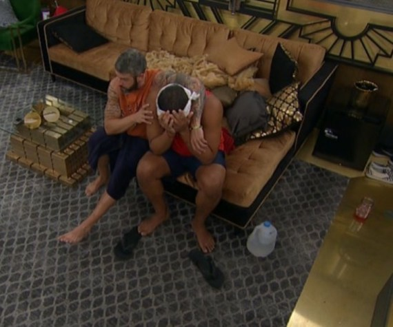 Big Brother 19 Josh Martinez Cries; Matt Clines