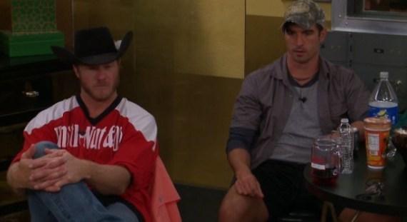 Big Brother 19 JAson Dent and Cody Nickson