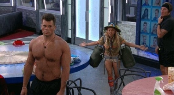 Big Brother 19 Alex Ow and Mark Jansen