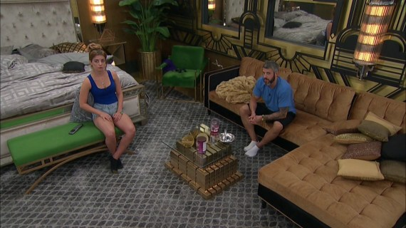Big Brother 19 Raven Walton and MAtt Clines