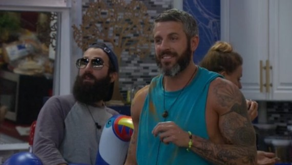 Big Brother 19 Paul Abrahamian and MAtt Clines