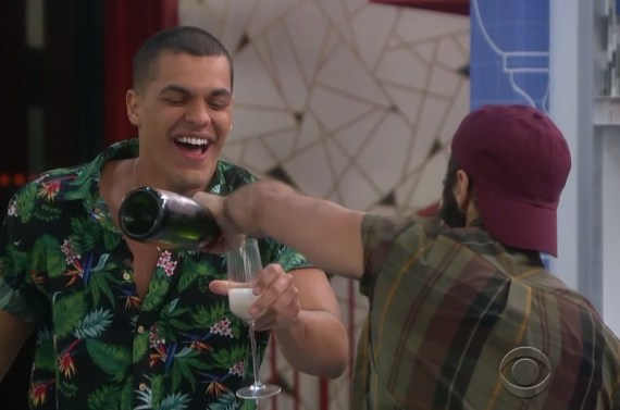 Big Brother 19 Final Three