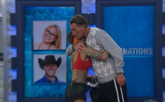 Big Brother 19 Christmas Abbott and Kevin Schlehuber