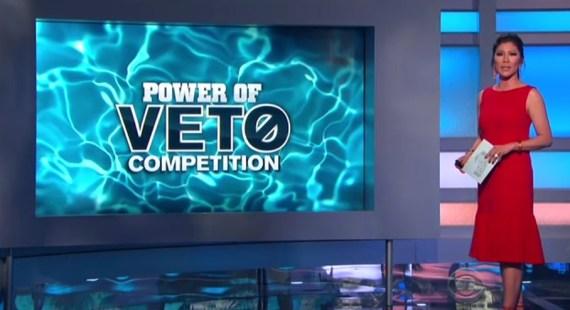 Big Brother 19 Julie Chen Week 12 Power of Veto