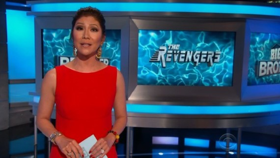 Big Brother 19 BBComics Julie Chen