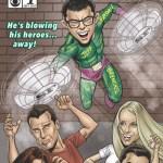 Big Brother 19 BB Comics-Cameron Heard