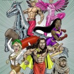 Big brother 19 Revengers comic
