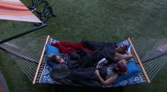 Big Brother 19: Christmas Abbott, Paul Abrahamian, Josh Martinez