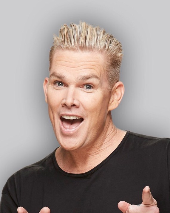 Celebrity Big Brother Mark McGrath