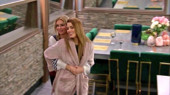 Celebrity big brother week 2 power ranking who is really running the house big brother access for Watch celebrity showmance