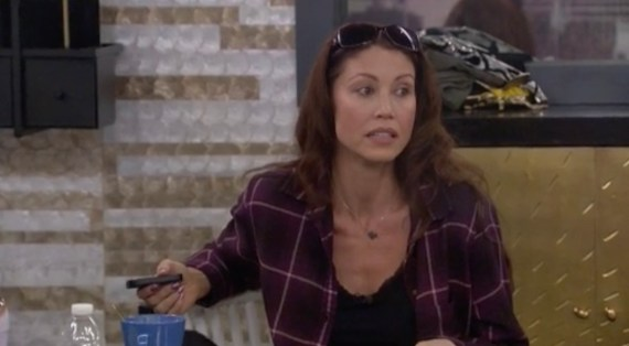 Celebrity Big Brother Shannon Elizabeth