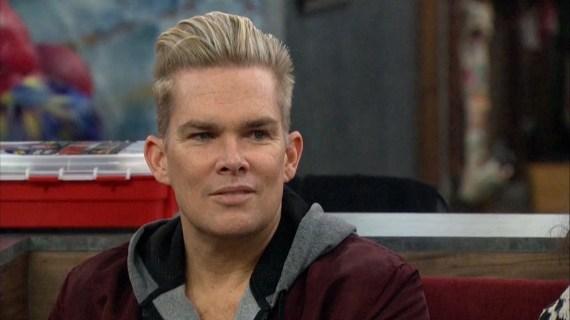Celebrity Big Brother Mark McGrath