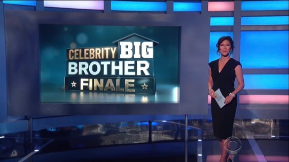 Celebrity Big Brother Finale Julie Chen